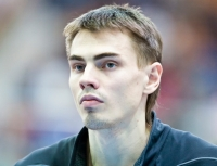 Yaroslav Rybakov. Russian Indoor Champion 2008