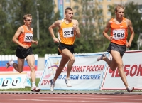 Valentin Smirnov. Russian Champion 2011 at 1500m