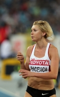 Ineta Radevicha. Bronze at World Championships 2011, Daegu