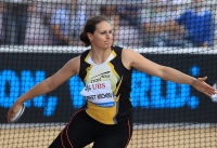 Melina Robert-Michon. Athletissima, Lausanne