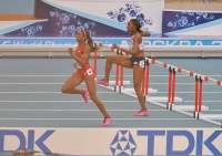 Lashinda Demus. World Championships 2013
