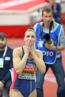 Ivana Spanovic. Long jump European Indoor Champion 2017