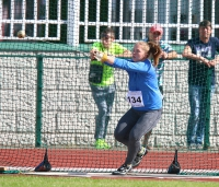 Znamensky Memorial 2017. Hammer Throw. Sofya Palkina