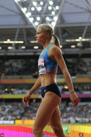 Darya Klishina. Long Jump World Silver Medallist 2017