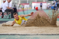 Russian Championships 2017. 2 Day. Long Jump Final. Anton Nedelko