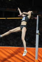 Mariya Lasitskene. High Jump European Champion 2018